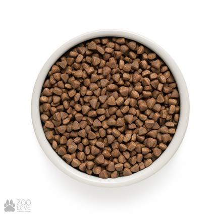Гранулы сухого корма для кошек Grandorf Rabbit & Brown Rice Sterilised