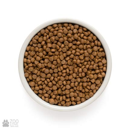 Гранулы сухого корма для стерилизованных котов Grandorf 4 Meat & Brown Rice Adult Sterilised 2 кг