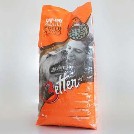 Сухой корм для взрослых собак Better Adult, упаковка 20 кг