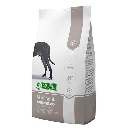 Фото корма для собак Natures Protection Maxi Adult