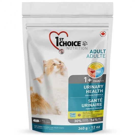 1st Choice Urinary Health, корм для котов склонных к мочекаменной болезни