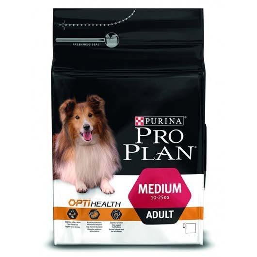 ProPlan Medium для собак средних пород с курицей, 14