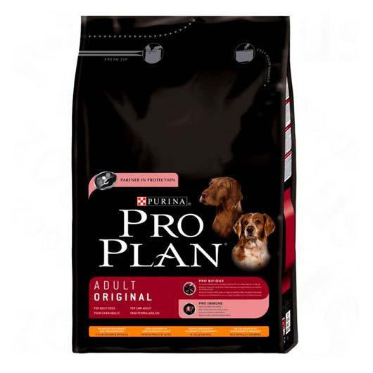 ProPlan Adult Original для собак с курицей