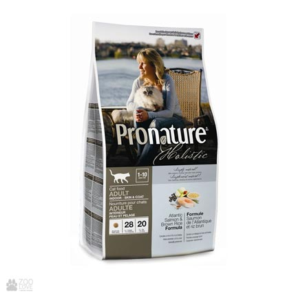 Pronature Holistic Adult Atlantic Salmon&Brown Rice