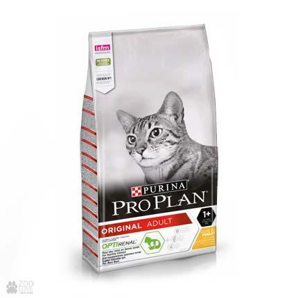 Корм Pro Plan Adult Original для котов с курицей