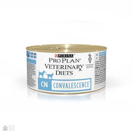 Purina Pro Plan Veterinary Diets Convalescence (CN), консервы для котов и собак