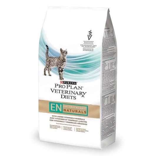Сухая диета для котов PVD EN. Болезни ЖКТ, 400 г.