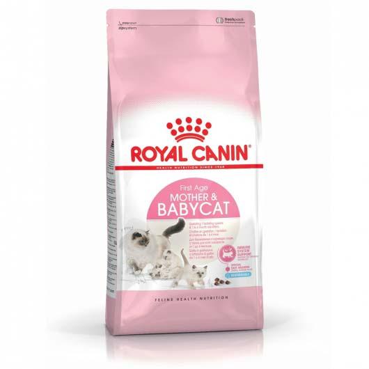 Фото упаковки корма Royal Canin MOTHER&BABYCAT