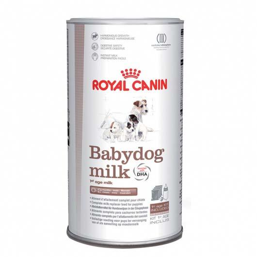 фото заменителя молока для щенков Royal Canin BABYDOG MILK, 0,4 кг
