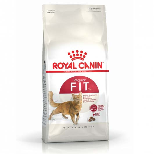 Фото упаковки корма Royal Canin FIT