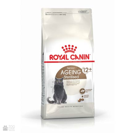 Корм Royal Canin Ageing Sterilised 12+