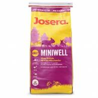 Josera Miniwell 1,5 кг, корм для собак мелких пород