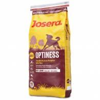 Josera Optiness, корм для собак с пониженным содержанием белка