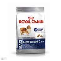 Royal Canin Maxi Light Weight Care, корм для крупных собак, склонных к полноте