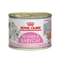 Корм для котят Royal Canin Babycat Instinctive, 195 г