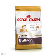 Royal Canin Bulldog Junior 12 кг, корм для щенков бульдога