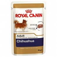 Royal Canin Chihuahua Adult, влажный корм для собак породы чихуахуа