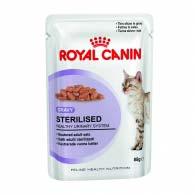 Royal Canin Sterilised в соусе 85 г, корм для стерилизованных кошек