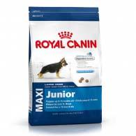 Royal Canin Maxi Junior, корм для щенков крупных пород