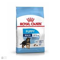 Royal Canin Maxi Puppy (Junior), корм для щенков крупных пород