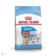 Royal Canin Medium Puppy, корм для щенков средних пород до 12 месяцев