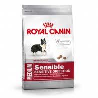 Royal Canin Medium Sensible, корм для собак с чувствительным пищеварением