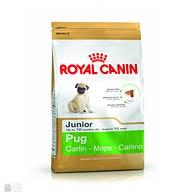 Royal Canin Pug Junior, корм для щенков мопса