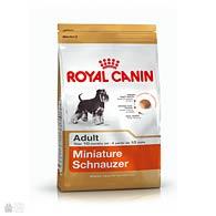 Royal Canin SCHNAUZER Adult 0,5 кг, корм для собак породы шнауцер