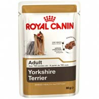 Royal Canin Yorkshire Terrier Adult 85 г, корм для йорков (паштет)