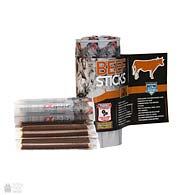 Alpha Spirit Sticks Beef, корм-лакомство для собак, палочки с говядиной, 16 штук