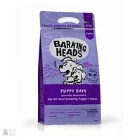 Barking Heads Puppy Days, корм для щенков с курицей и лососем