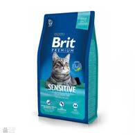 Brit Premium Cat Sensitive, для  кошек c чувствительным пищеварением