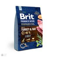 Brit Premium Light, корм для собак с избыточным весом