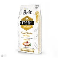 Brit Fresh Chicken/Potato Adult, корм для собак, курица с картофелем