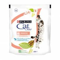 Purina Cat Chow Sensitive 400 г, при чувствительном пищеварении