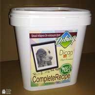Dican Up Complete Recipe, сухой корм для взрослых собак, 5 кг (ведро)