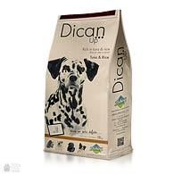 Dican Up Tuna And Rice, сухой корм для взрослых собак, 18 кг