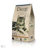 Dicat Up Land Taste, сухой корм с индейкой для кошек