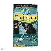 Earthborn Holistic Large Breed, беззерновой корм для собак крупных пород