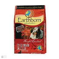Earthborn Holistic Weight Control, корм для собак для контроля веса