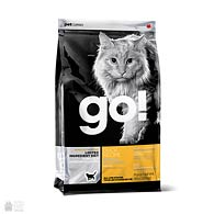 GO! Sensitivity + Shine Limited Ingredient Duck Recipe Cats, беззерновой корм для кошек