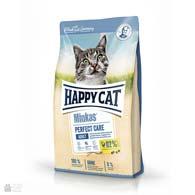 Happy Cat Minkas Perfect Care, корм для кошек с чувствительным пищеварением