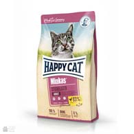 Happy Cat Minkas Sterilised Adult Geflugel, сухой корм для стерилизованных кошек