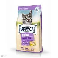 Happy Cat Minkas Urinary Care Geflugel, корм для кошек для профилактики мочекаменной болезни