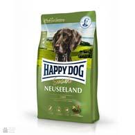 Happy Dog Sensible Neuseeland, корм для собак с кроликом и лососем
