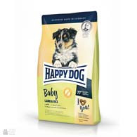 Happy Dog Baby Lamb & Rice, корм для щенков с ягненком и рисом