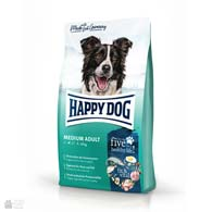 Happy Dog Medium Adult Fit & Vital, корм для собак средних пород