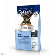 Happy Dog Mini Mini Baby & Junior, сухой корм для щенков малых пород