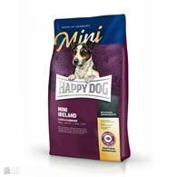 Happy Dog Mini Ireland, корм для собак малых пород с лососем и кроликом