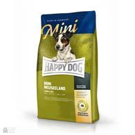 Happy Dog Mini Neuseeland, корм для собак малых пород с ягненком и рисом